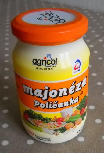 Majonéza Poličanka