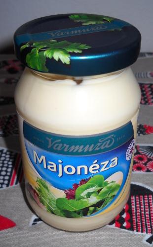 Majonéza Varmuža